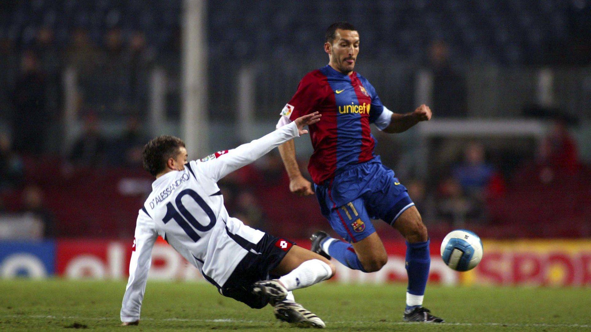0baa5c6d35 Zambrotta passou ao Barcelona logo após a Copa de 2006 (Goal)