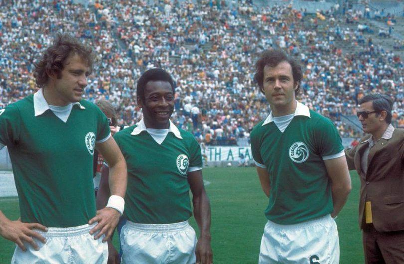 Maior ídolo da Lazio, Giorgio Chinaglia foi parceiro de Pelé e ...