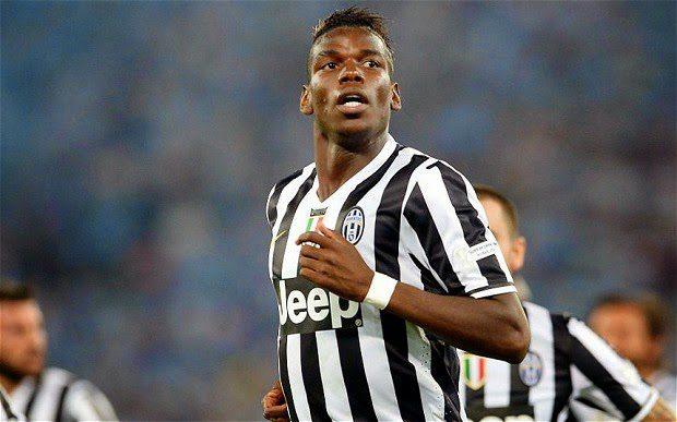 Paul Pogba na Juventus