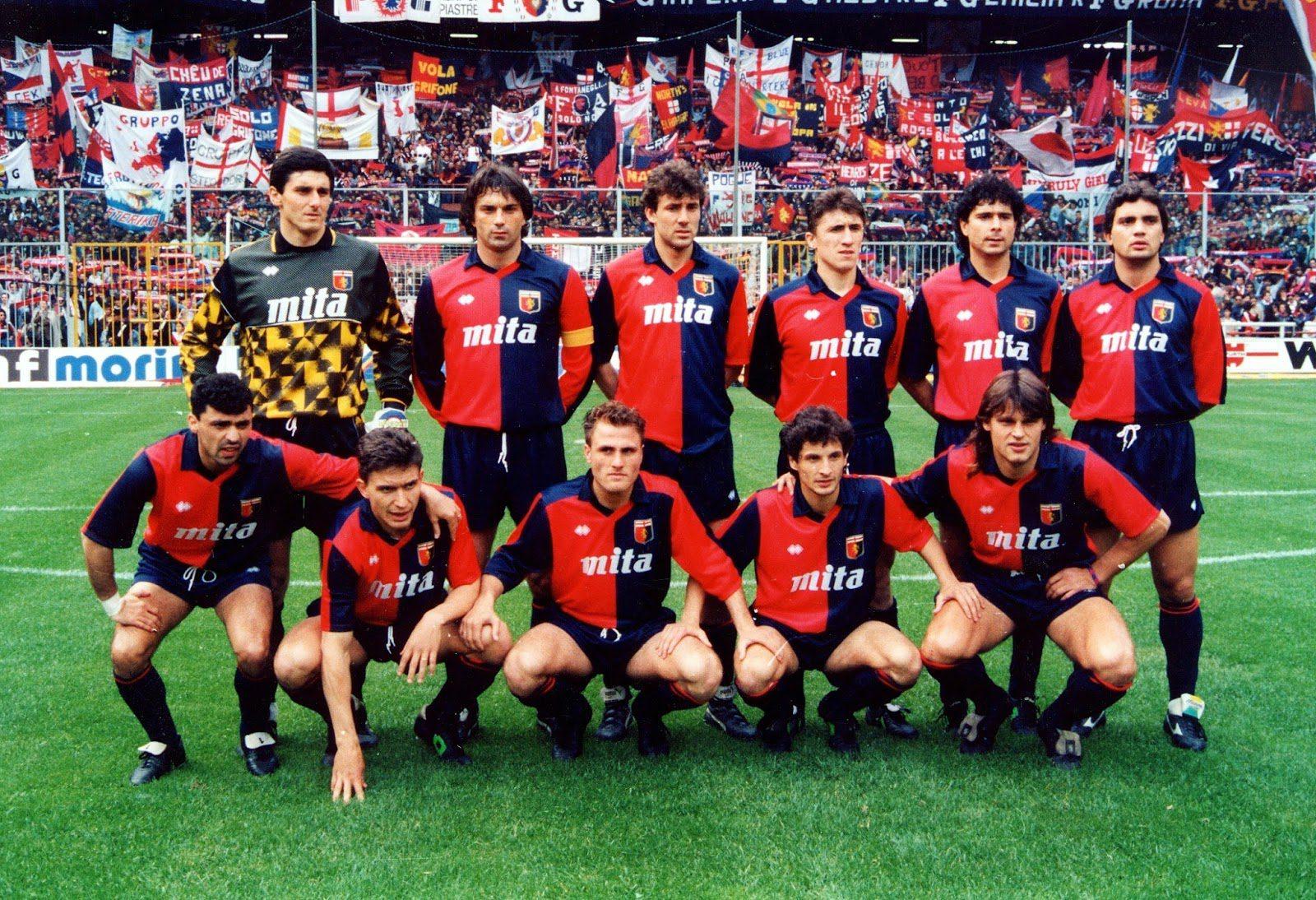 Os 10 Maiores Jogadores Da Hist 243 Ria Do Genoa Calciop 233 Dia