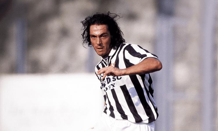 Bom volante, Paulo Sousa foi um do pilares da Juve que levantou a Europa  nos anos 90 - Calciopédia