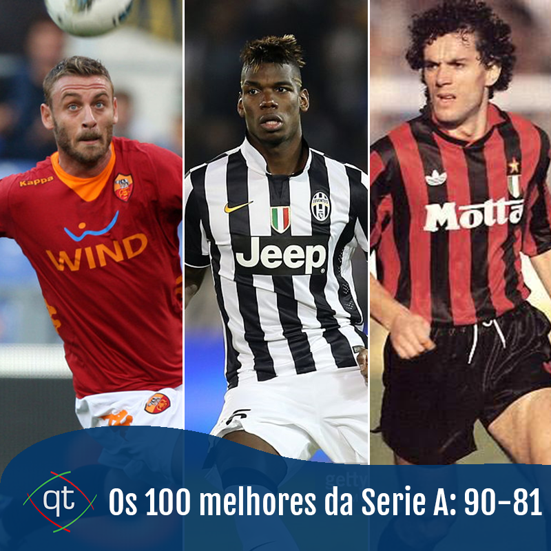78caf7c93b Top 100 Serie A  90-81 - Calciopédia