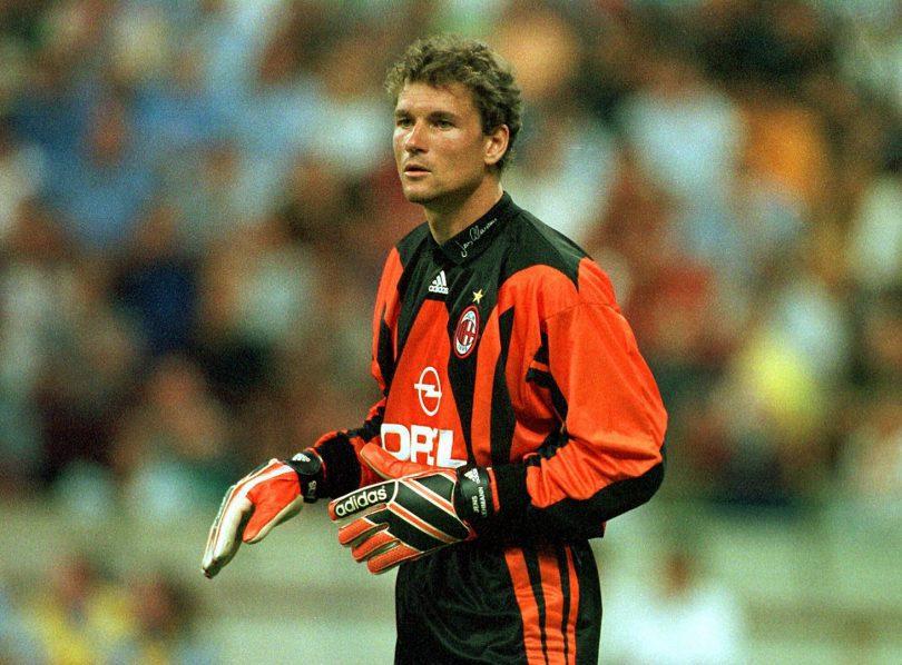 O goleiro Jens Lehmann não fez bom negócio ao rejeitar o Real Madrid para  jogar no Milan 702aed1e0ca77