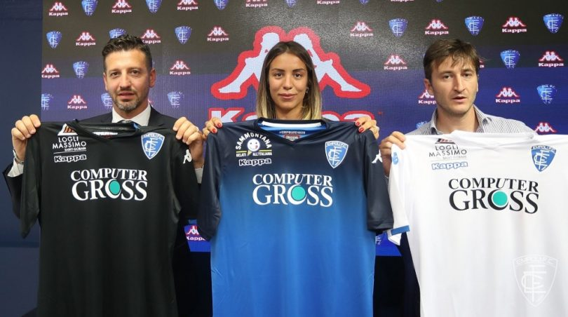 fd4601b1b Os uniformes do Campeonato Italiano 2018-19 - Calciopédia