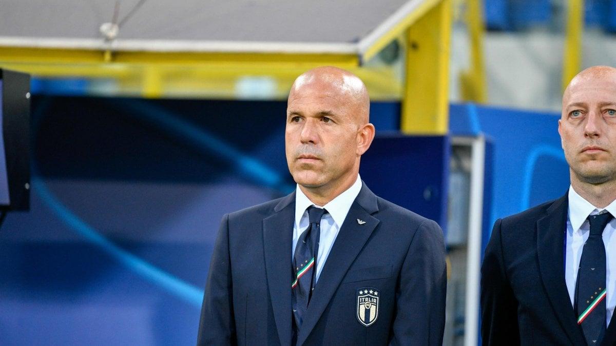 Di Biagio, técnico da Itália sub-21