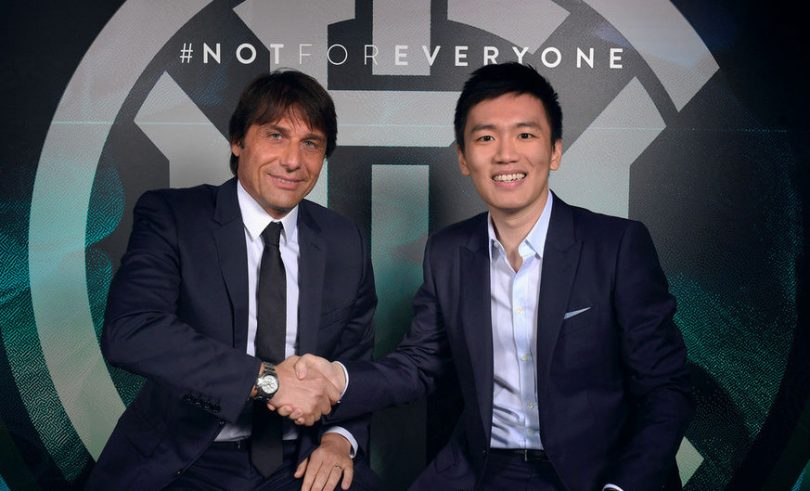 Antonio Conte, novo técnico da Inter