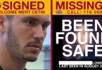Anúncio de Mert Cetin na Roma