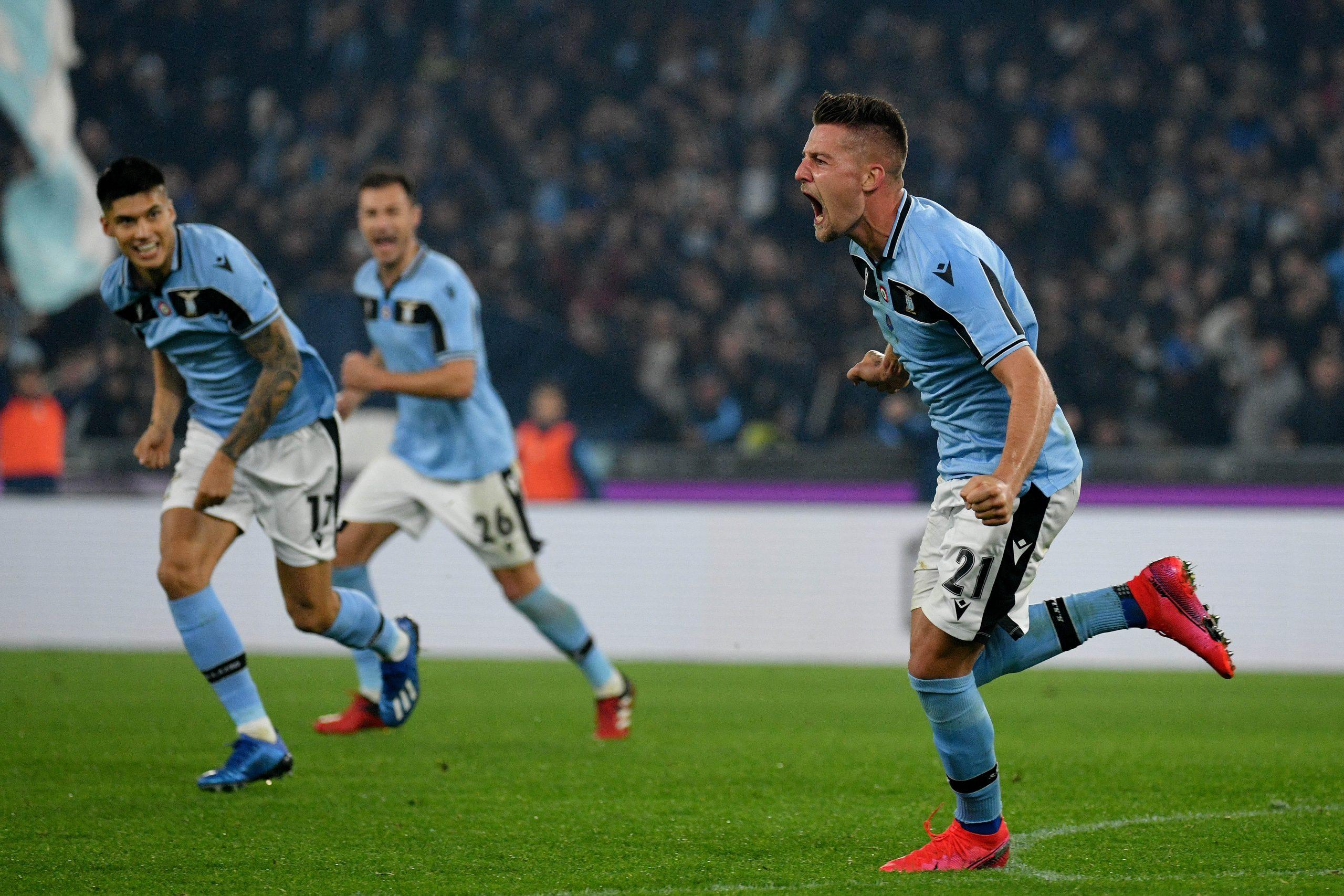24ª rodada: vitória da Lazio sobre a Inter deixa corrida ...