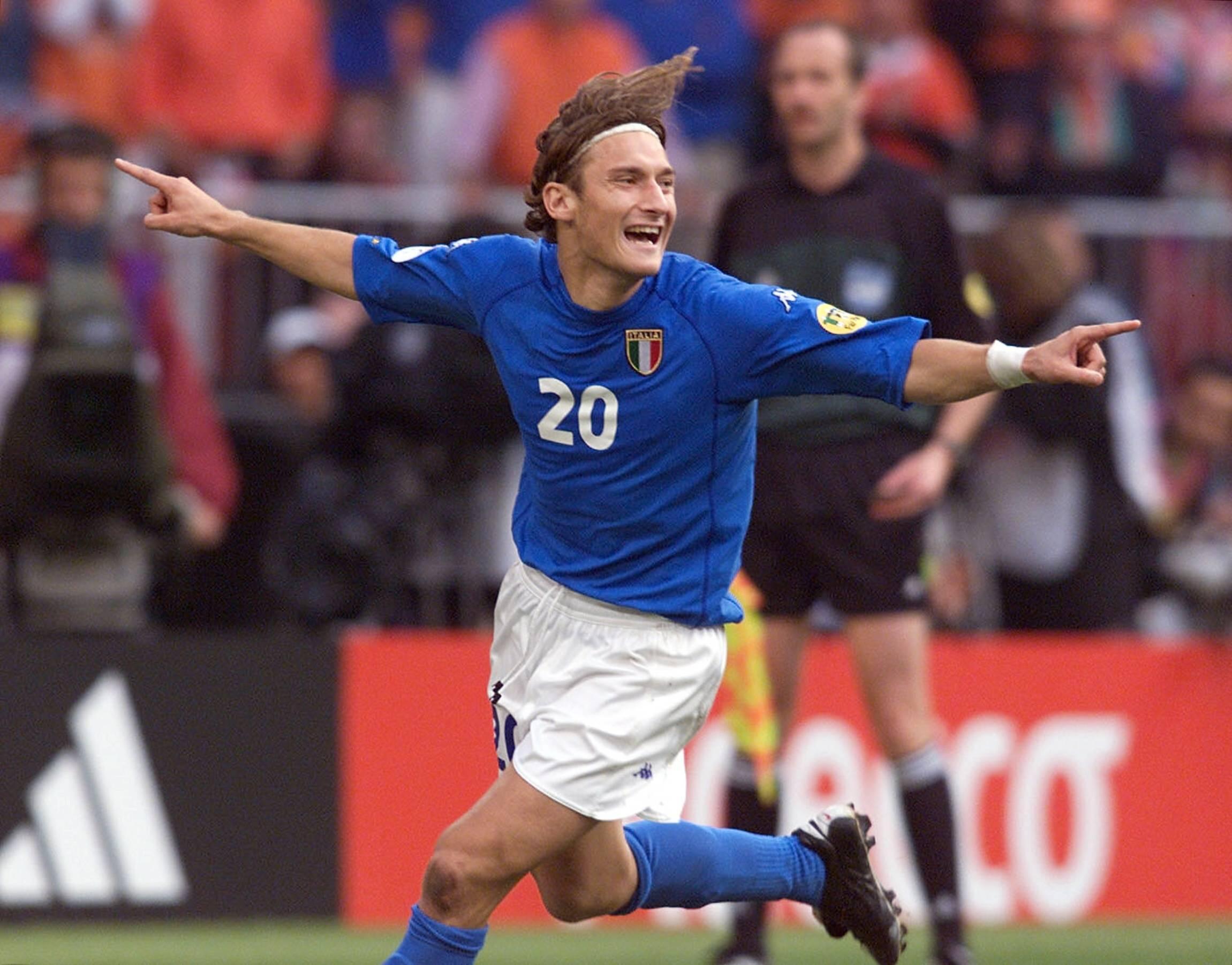 Memoria Heroica Italia Segurou A Pressao Da Holanda E Avancou Para A Final Da Euro 2000 Calciopedia